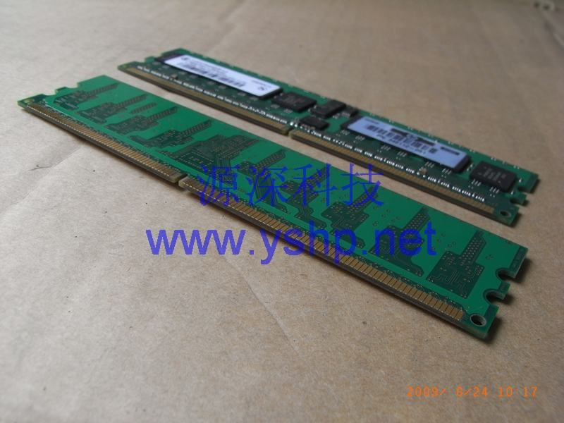 上海源深科技 上海 HP ProLiant ML570G3服务器内存 HP ML570 G3 512M ECC REG 内存 PC2-3200R memory 345112-051 高清图片