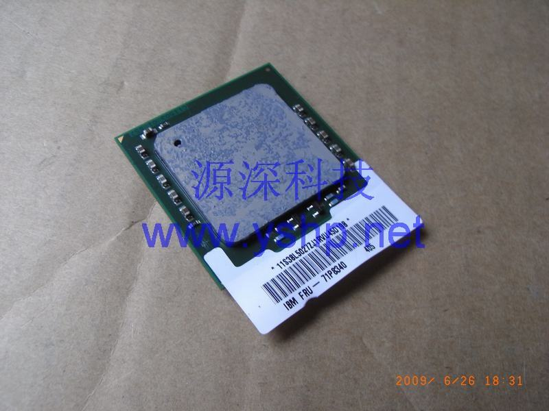 上海源深科技 上海 IBM服务器CPU XEON 3066DP 512K 533FSB IBM至强CPU 71P8340 SL6VP 高清图片