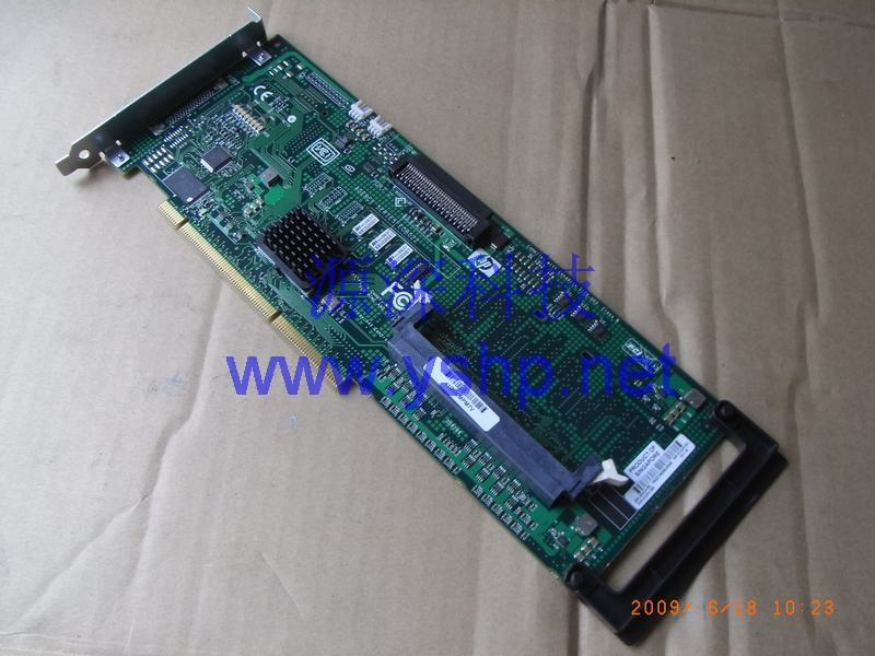 上海源深科技 上海 HP ProLiant ML350G4P服务器阵列卡 HP Smart array 641 SCSI阵列卡 RAID卡 305414-001 高清图片