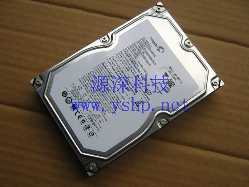 上海源深科技 上海 希捷 ST 500G SATA 3G ST3500320AS 7.2K 硬盘 高清图片