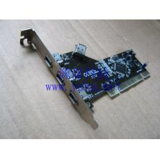 上海 NEC PCI卡 1394卡 NEC1394P3 4-Port 1394 Firewire Card