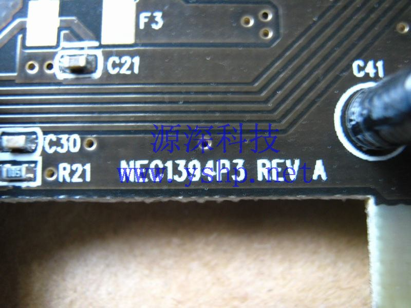 上海源深科技 上海 NEC PCI卡 1394卡 NEC1394P3 4-Port 1394 Firewire Card  高清图片