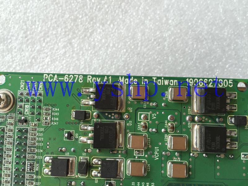 上海源深科技 上海 研华工控机主板 PCA-6278 REV.A1 PCA-6278E2 高清图片