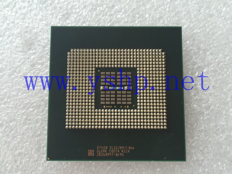 上海源深科技 上海 Intel XEON CPU MP E7420 SLG9G 2133M 2.133G 8M 1066 高清图片