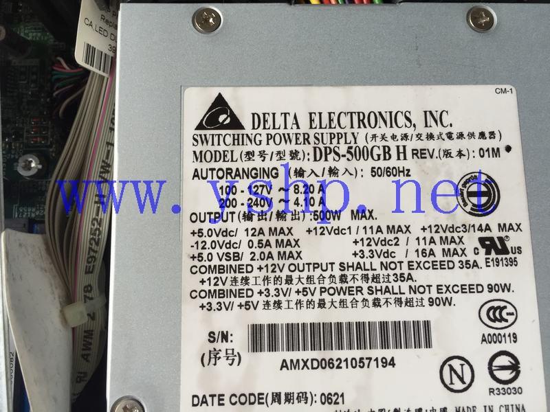 上海源深科技 上海 HP DL145G2 服务器电源 389108-002 408286-001 DPS-500GB H 高清图片