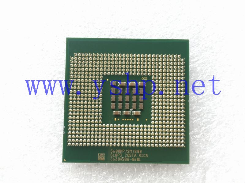 INTEL SL8P3 INTEL XEON 3600DP//2M//800 SL8P3 SL8P3