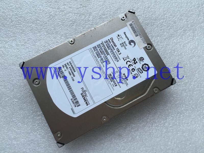 上海源深科技 上海 富士通 专用硬盘 73G 15K SAS S26361-H966-V100 高清图片