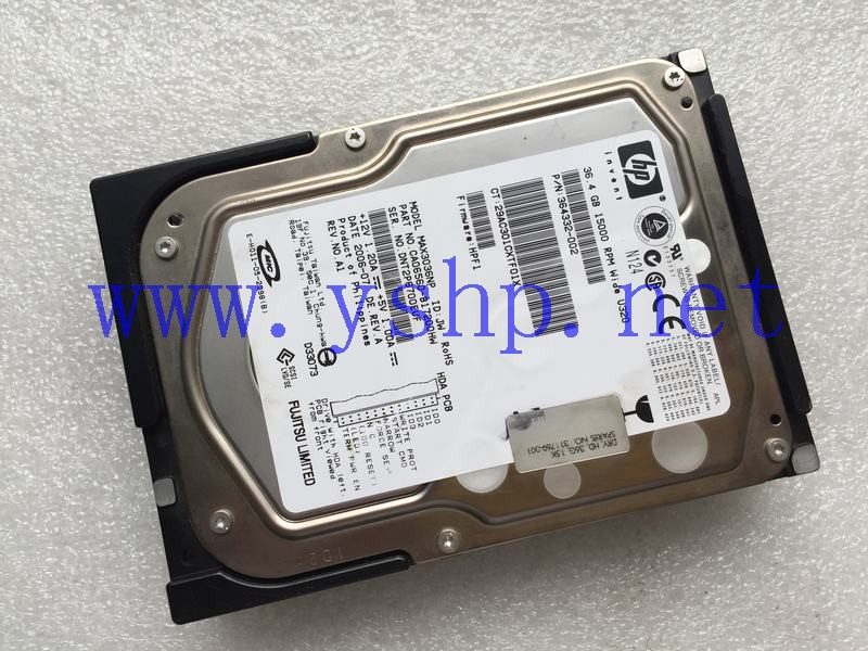 上海源深科技 HP 36.4GB 15000RPM SCSI U320 15K 68针硬盘 364332-002 311769-001 高清图片