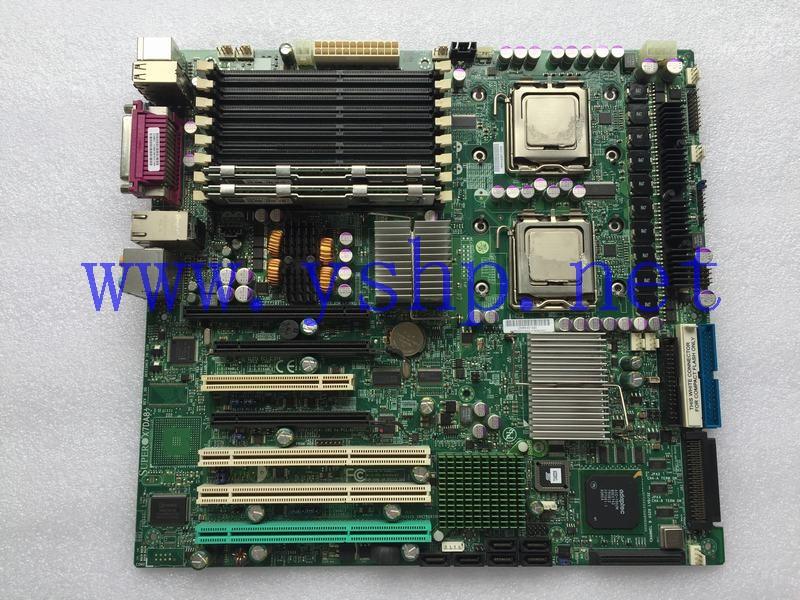 上海源深科技 超微主板 双路771 SUPER X7DA8+ REV 1.00 高清图片