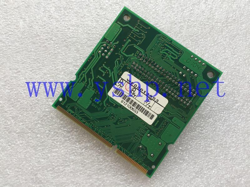 上海源深科技 IBD218 21-1001-0475 MicroPCI VGA Card 高清图片