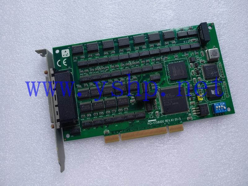 上海源深科技 PCI-1758UDO REV.A1 01-5 高清图片